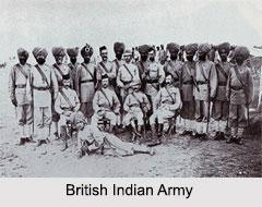 Indian Infantry Brigades, British Indian Army