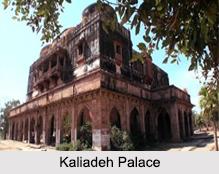 Kaliadeh Palace, Ujjain, Madhya Pradesh