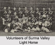 Light Horses of the Presidency Armies in British India