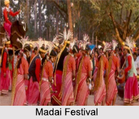 Madai Festival, Chhattisgarh, Indian Regional Festivals