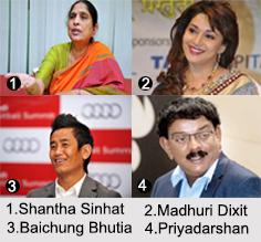 Padma Shri Awardees