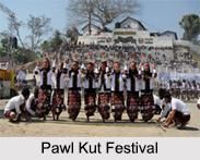 Pawl Kut, Mizoram, Indian Regional Festivals