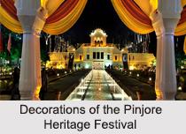 Pinjore Heritage Festival, Haryana, Indian Regional Festivals