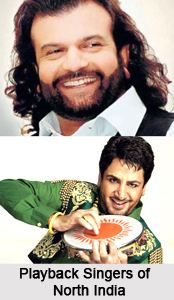 Playback Singers of North India
