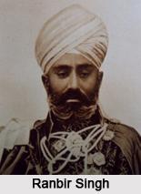 Princes/ Rajas/ Raja-i-Rajgans/ Maharajas of the Princely State of Jind