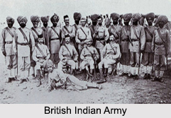 Punjab Irregular Cavalries, Presidency Armies in British India