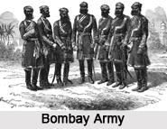 Regiments of Bombay Native Infantry, Bombay Army