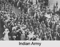 Regiments of Punjab Infantry, British Indian Army