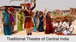Traditional Theatre of Central India