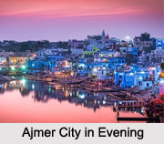 Ajmer, Ajmer District, Rajasthan