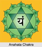 Anahata Chakra, Kundalini Chakra