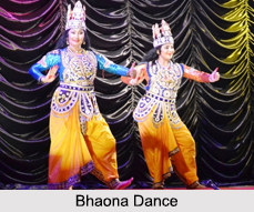 Bhaona Dance, Assamese Folk Dance