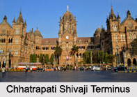Chhatrapati Shivaji Terminus, Mumbai, Maharashtra