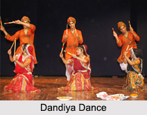 Folk Dances in Western India, Indian Dances
