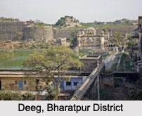 Deeg, Bharatpur District, Rajasthan
