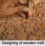 Wood Craft, Indian Crafts