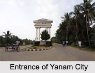 Yanam, Yanam District, Puducherry