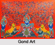 Genres of Indian Tribal Paintings, Indian Paintings