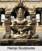 Vijayanagara Sculptures, Indian Temple Sculptures