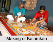 Kalamkari, Indian Craft