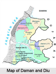 Daman and Diu, Indian Union Territory