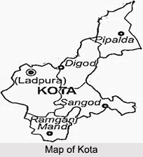 Kota, Kota District, Rajasthan