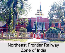 Northeast Frontier Railway Zone of India, Guwahati, Indian Railways