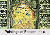 Paintings of Eastern India, Indian Paintings