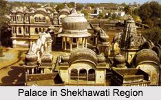 Shekhawati Region, Thar Desert, Northeast Rajasthan