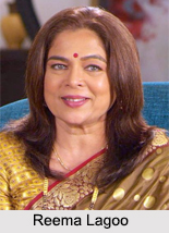 Reema Lagoo, Bollywood Actress
