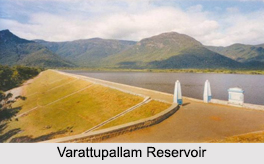 Reservoirs in Tamil Nadu