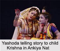 Ankiya Nat, Indian Dances