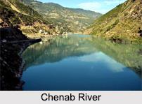 Tributaries of Indus River, Himalayan Rivers