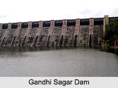 Dams in Madhya Pradesh