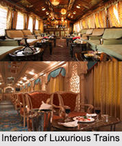Luxury Trains of India, Indian Railways
