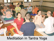 Tantra Yoga, Types of Yoga