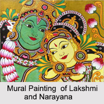 Indian Mural Paintings, Indian Paintings