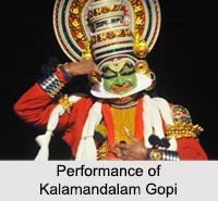 Indian Kathakali Dancers, Indian Dances