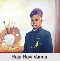 Raja Ravi Varma, Indian Painter