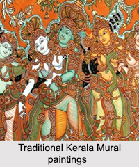 Mural Paintings of Kerala, Indian Paintings