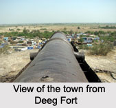 History of Deeg