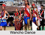 Tribal Dances of North East India, Indian Dances