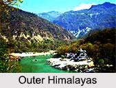 Himalayan Mountain Range, Indian Mountain