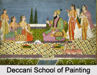 Deccani School of Painting, Indian Paintings