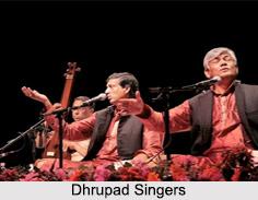 Dhrupad Singers, Indian Music