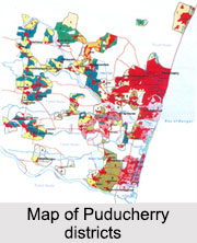 Districts of Puducherry