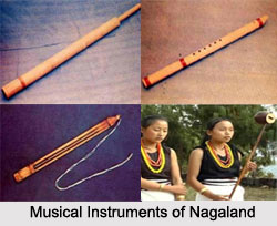 Musical Instruments of Nagaland
