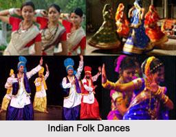 Origin of Indian Folk Dances, Indian Folk Dances, Indian Dances