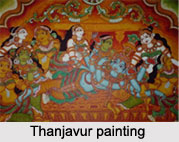 Paintings in South India, Indian Paintings