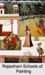 Rajasthani Schools of Painting, Indian Paintings